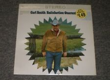 Carl Smith~Satisfaction Guaranteed~Country~Harmony HS 11218~FAST SHIPPING!