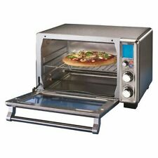 Oster Digital Stainless Steel Countertop Turbo Convection Oven Large Space