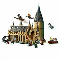 New Lego Harry Potter Hogwarts Great Hall (75954)