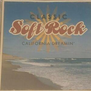 Classic Soft Rock CD California Dreamin'  Time Life CD Like New