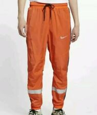 Nike Sphere Running Dri-Fit Track Pants Turf Orange Size Small CI6595 803 S New