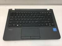 "OEM HP probook 11-G2 11.6"" laptop Palmrest Touchpad Keyboard Replace 809848-001"