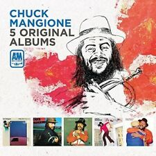 Chuck Mangione - 5 Original Albums [New CD] Boxed Set, Germany - Import