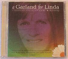 Paul McCartney  A Garland for Linda USA Promo Edition of the Full CD Album