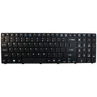 HQRP US Keyboard for Gateway NV53A05U NV53A11U Laptop