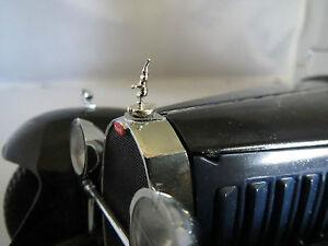 Franklin Mint 1/24 Bugatti Royale Metal Hood Ornament