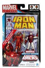 Marvel Universe Greatest Battles Comic Packs Silver Centurion vs. Mandarin