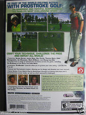 New Pro Stroke Golf: World Tour 2007 PS2 Sony PlayStation 2 Game ProStroke !