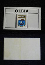 """***CALCIATORI PANINI 1969/70***  SCUDETTO SERIE C """"OLBIA"""""""
