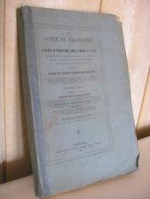 Guide du MAGNANIER ou l'art d'élever les vers à soie 1837