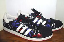 RARE ADIDAS RAPTORS ATLANTIC DIVISION BASKETBALL SHOES MENS SIZE 18