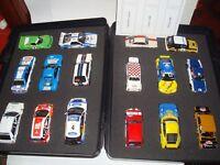 coche slot scalextric coleccion rallyes de españa 1997 1968 completa y nueva