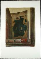DDR-Kunst/Nachwendezeit. Untitled 1995. Manfred BUTZMANN (*1942 D), handsigniert