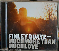 Finley Quaye - Much More Than Much Love (2003) cd