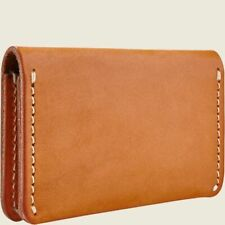 Red Wing Card Holder Wallet # 95029 Natural Vegetable Tanned Made In USA