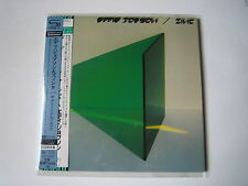 """EDDIE JOBSON """"Zinc"""" Le Japon MINI LP SHM CD UK"""