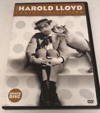 The Harold Lloyd Comedy Collection Bonus Disc (DVD) Like New