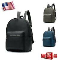 New Waterproof Men Laptop Backpack Business School Bag Travel Rucksack Satchel