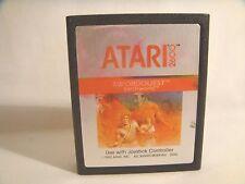Swordquest: EarthWorld (Atari 2600, 1982)  game only
