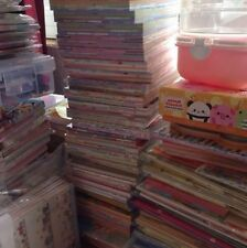 40$ Discounted Wholesale Kawaii Stationery Lot Q-lia Crux Kamio San-X Sanrio