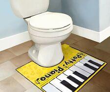 Potty Piano Special Needs ASD Toilet Training Fidget Mat Vinyl BM1677 Gag Gift