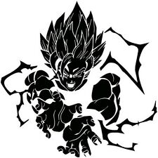 Decal Vinyl Truck Car Sticker - DBZ Dragon Ball Z Super Saiyan Goku