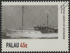 ABERDONIA Motor Yacht Boat WWII Little Ships of Dunkirk Stamp