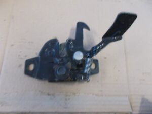 Nissan Pulsar Hood Latch Assembly NX SE 87 88 89 90 Stock Used OEM