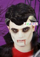 CAST A SPELL DREADFULLY SCARY VAMPIRE WIG FOR ADULTS AGED 14 + NEW