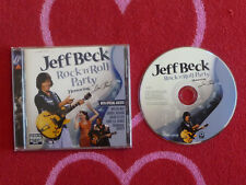 JEFF BECK Rock N Roll Party Honoring Les Paul CD Atco 2011 Brian Setzer