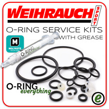 WEIHRAUCH HW100 Polyurethane PTFE O Ring seal service kit
