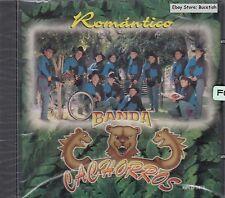 Banda Cachorros Romantico CD New Nuevo Sealed