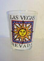 LAS VEGAS NEVADA SOUVENIR SUNSHINE SHOT GLASS FREE SHIPPING + BONUS