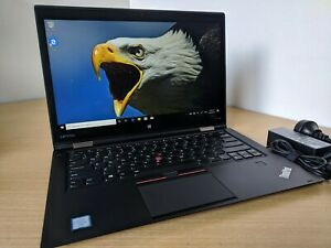 "Lenovo ThinkPad X1 Yoga 14"" FHD convertible i5-6300U 8GB 256GB SSD Win 10 Pro"