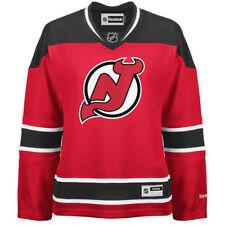 Women's New Jersey Devils Reebok Red Premier Home Jersey - small