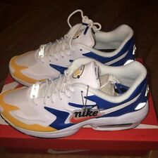 Nike Air Max Light 2 Blue/Gold Size 9.5 New With Box