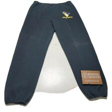 New listing Vintage Russell Authentic Center Ice Black Gold Pittsburgh Penguins Hockey Pants