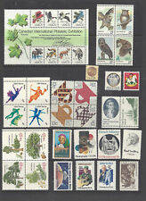 US 1978 Commemorative Year Set with 37 Stamps MNH