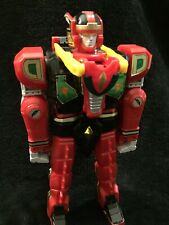 Power Rangers Red Dragon Thunderzord Action Figure