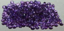 5mm African Rich Purple Amethyst Brilliant Round Cut