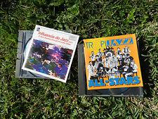 INFLUENCIA DO JAZZ ~ VOLUME 3 + TROPIJAZZ ALL-STARS VOL.1 ~ PUENTE PALMIERI RUIZ