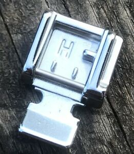 Zipper Foot (H) 7 mm For Janome Sewing Machine  802413000 NEW!