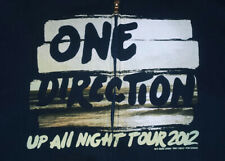 One Direction - Up All Night Tour 2012 Souvenir Concert Zippered Hoodie – Size L