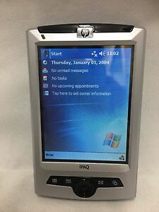 HP iPAQ Pocket PC RZ1710 Handheld Windows Mobile 2003 Second Edition 32 MB RAM