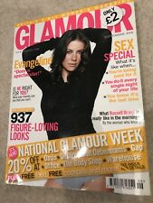 **EVANGELINE LILLY UK GLAMOUR MAGAZINE 2006 EXCELLENT CONDITION**