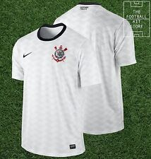 Corinthians Home Shirt - Official Nike Corinthians Paulista - Mens - All Sizes