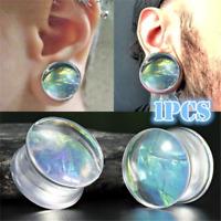 Acrylic Ear Plugs Tunnels Piercing Plug Ear Expanders Stretchers Earring Gauges