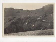 Les Avants Sur Montreux Switzerland Vintage RP Postcard 388a