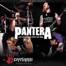 PANTERA Live At Dynamo Open Air 1998 CD NEW & SEALED