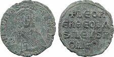 Empire Byzantin, Léon VI, follis type 1, Constantinople - 9